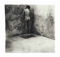 self-deciet [sic] by francesca woodman